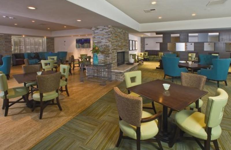 Lobby at Carmel Mission Inn