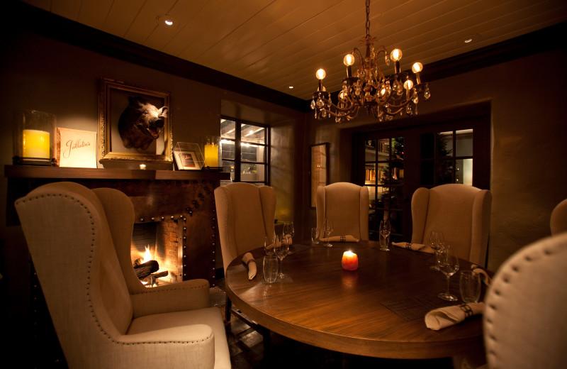 Dining near Old Monterey Inn.