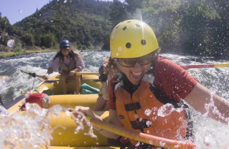Rafting at North Conway Lodging.
