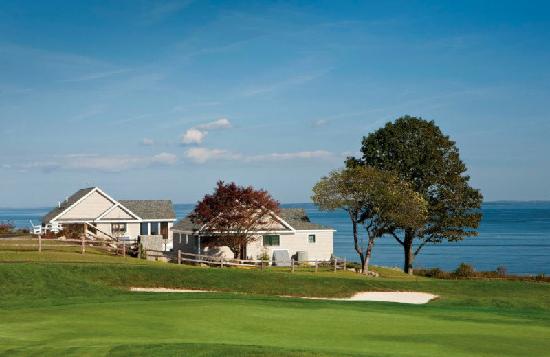 Golf Course at The Samoset Resort