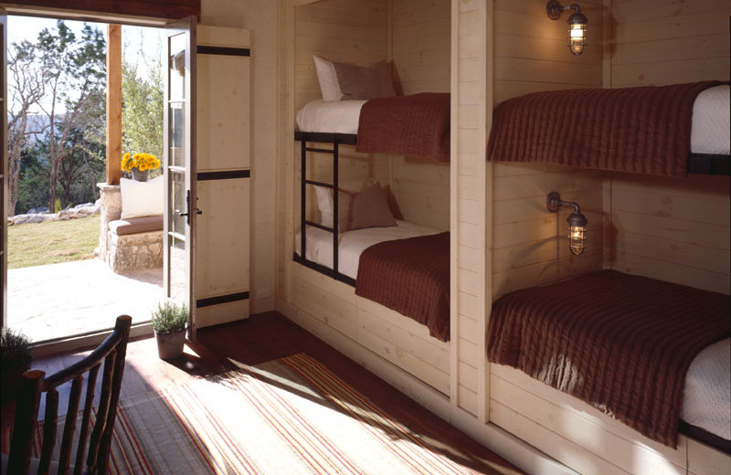 Bunk Beds at Stablewood Springs Resort