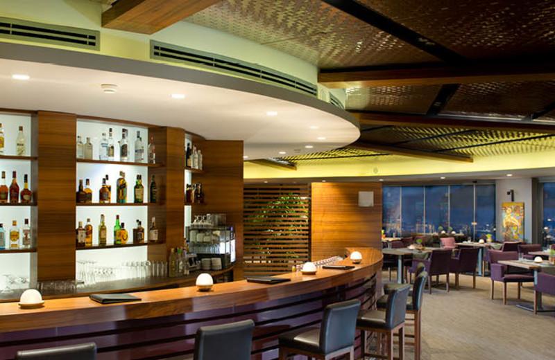 Guest room at D-Resort Grand Azur Marmaris.
