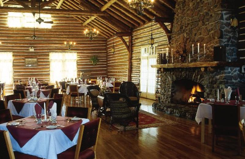 Grand Ballroom at Pictou Lodge Resort