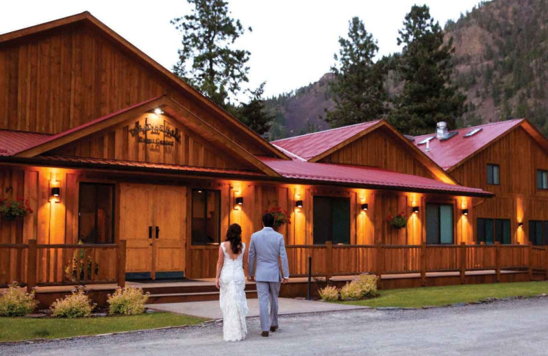 Weddings at Quinn's Hot Springs Resort