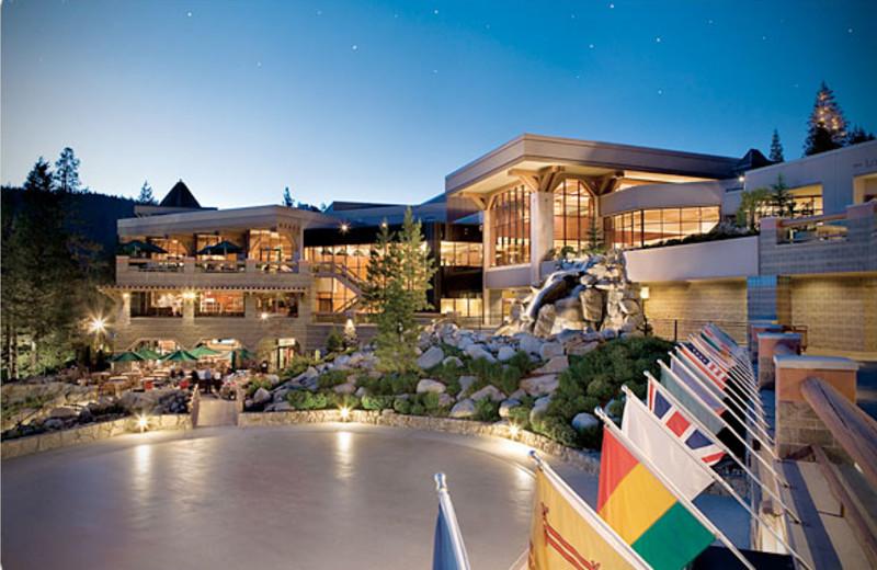 Resort View at Resort at Squaw Creek
