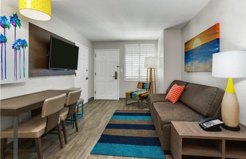King Suite at Holiday Inn Resort Orlando Suites - Waterpark