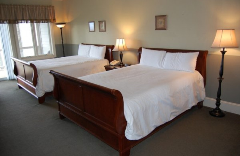 Two Queen Room at Crestwood Resort & Spa