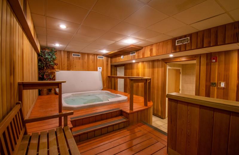 Spa at Attitash Mountain Village Resort.
