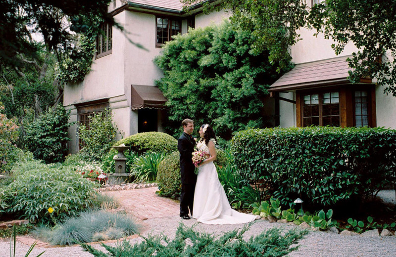 Weddings at Old Monterey Inn.