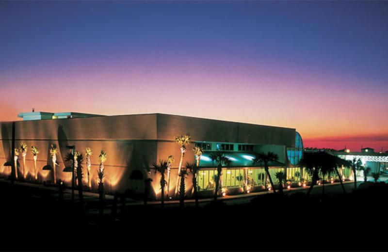 Convention Center at night - Boardwalk Beach Resort Hotel & Convention Center