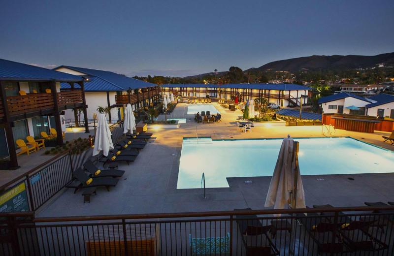 Outdoor pool at Lake San Marcos Resort & Country Club.