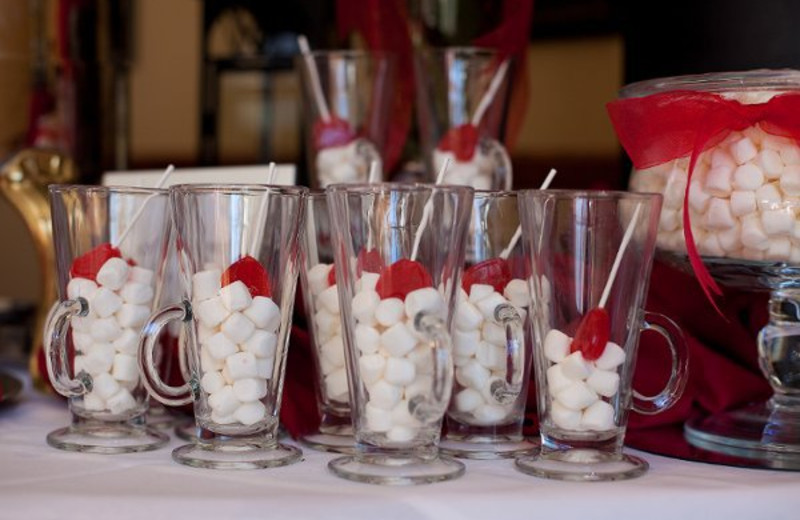 Valentine celebrations at Stroudsmoor Country Inn.