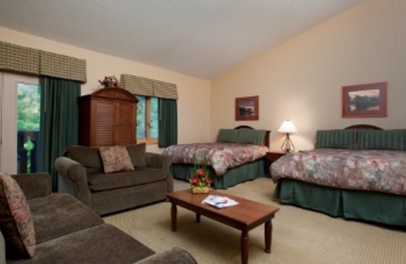 Suite at Treetops Resort