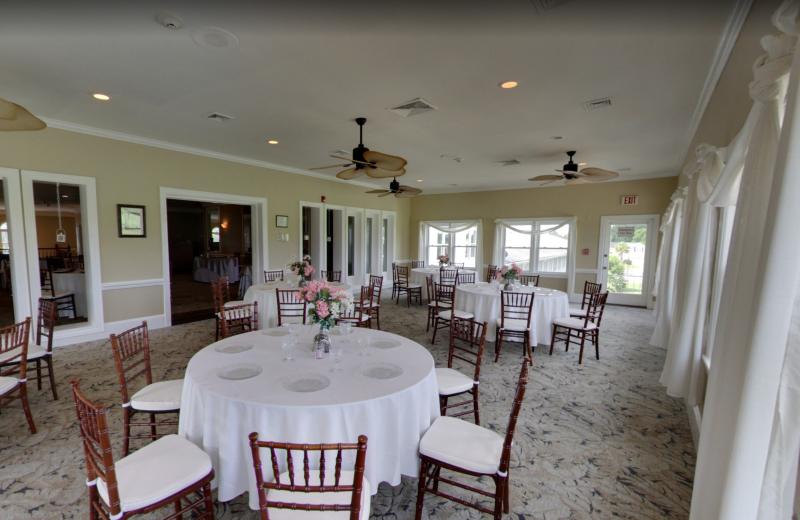 Meetings at Beau Rivage Golf & Resort.