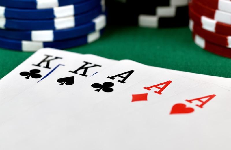 Casino at Colorado Belle.