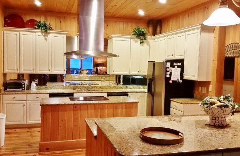 Rental kitchen at Litchfield Real Estate.
