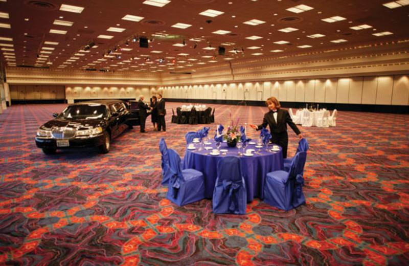 Ballroom Interior at Nugget Casino Resort