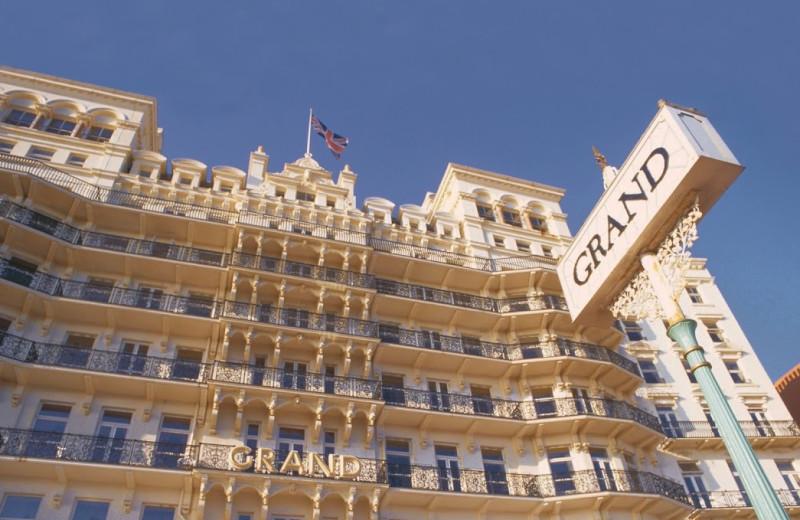 Exterior view of Grand Brighton.