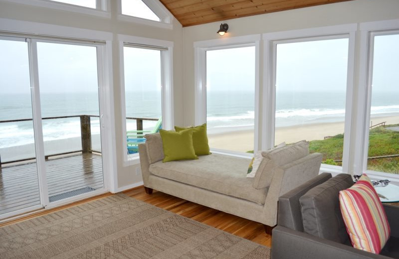 Lovely beach view at Bella Beach Property Management.