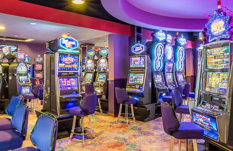 Casino at La Cabana All Suite Beach Resort & Casino.