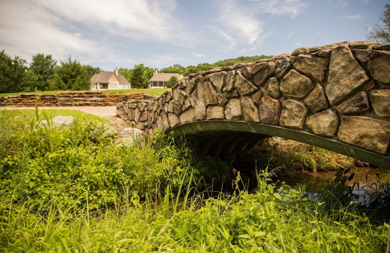 Bridge at Old Kinderhook Resort & Golf Club.