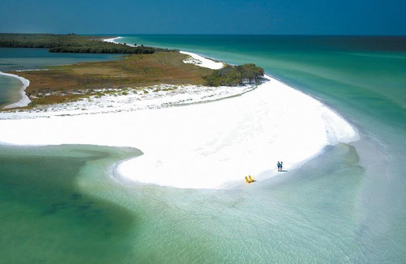 Beach near Florida Vacation Homes