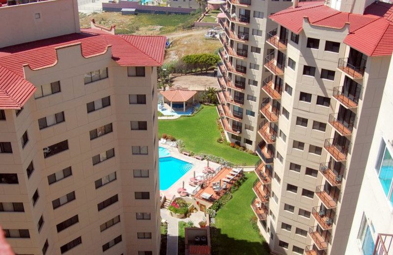 Oceana Torres at  Rosarito Inn Condominiums
