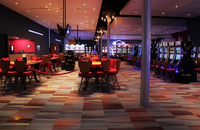 Casino at Ponce Plaza Hotel & Casino.