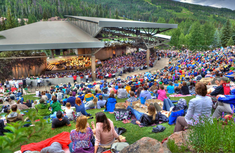 Concerts at Manor Vail Lodge.