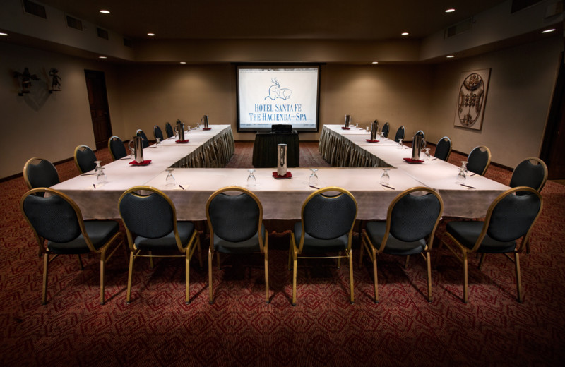 Meeting facilities at Hotel Santa Fe