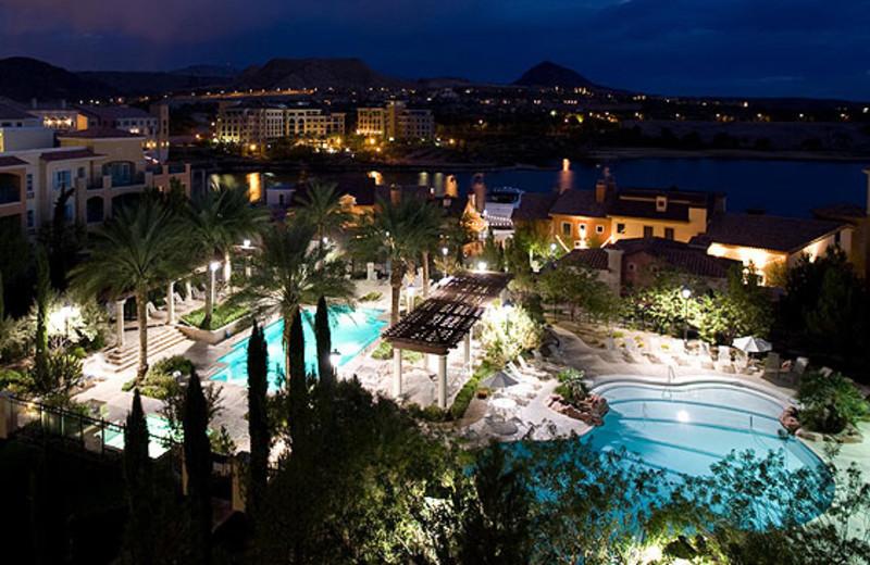 Aerial View of MonteLago Village Resort