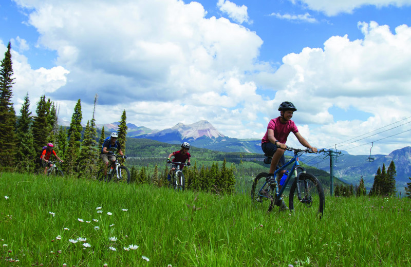 Mountain Biking at Durango Mountain Resort