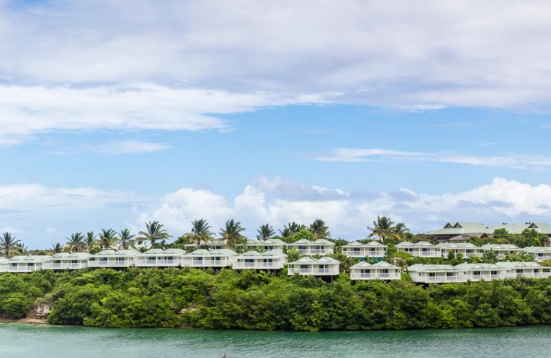 Exterior view of Verandah Resort & Spa.
