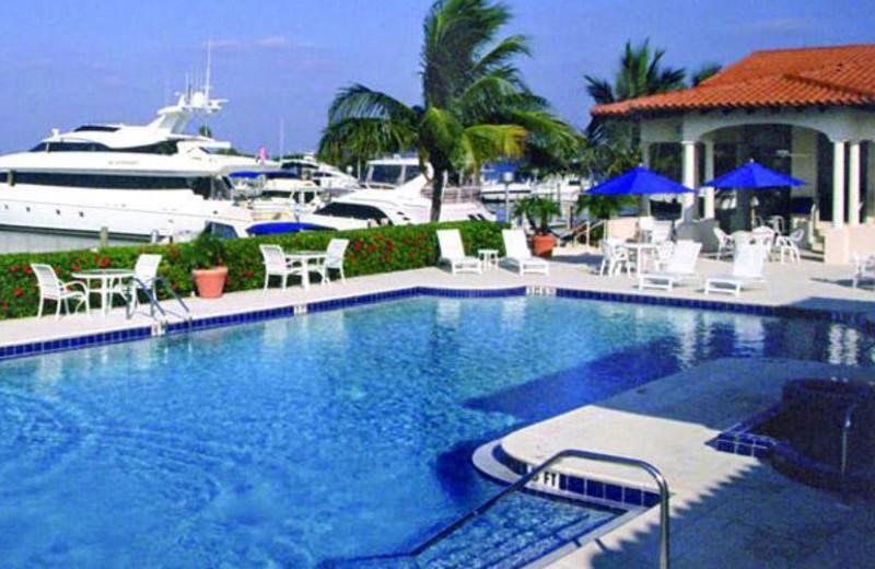 Outdoor Pool at Longboat Key Club