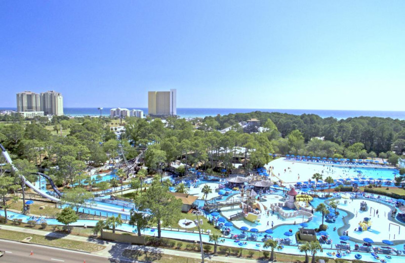 Shipwreck Island Waterpark near Seagrove On The Beach Property Rentals.