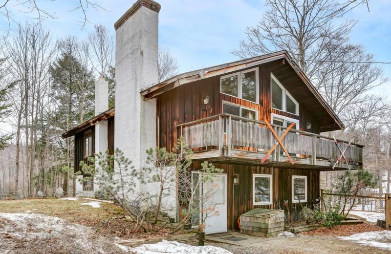 Rental exterior at Killington Rental Associates.