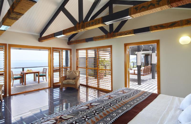 Honeymoon suite at Wadigi Island.
