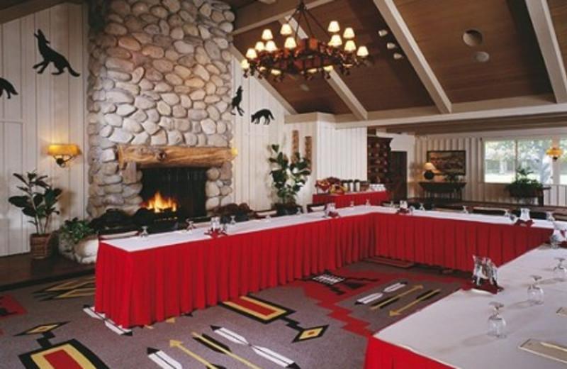 Meetings at Alisal Guest Ranch and Resort.