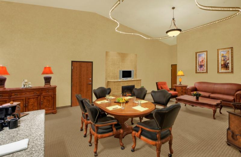 Meetings at Rushmore Express Inn & Family Suites.