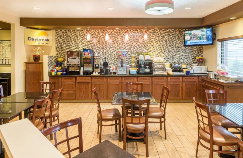 Dining at Days Inn & Suites - Benton Harbor.
