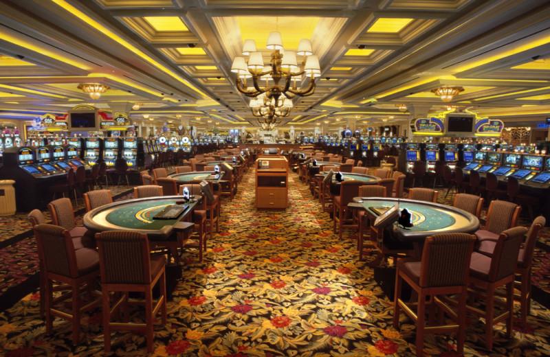 Casino at Spa Hotel and Casino.