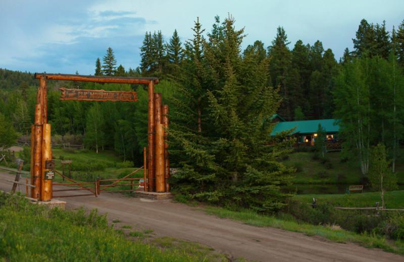 Colorado mountain air ranch