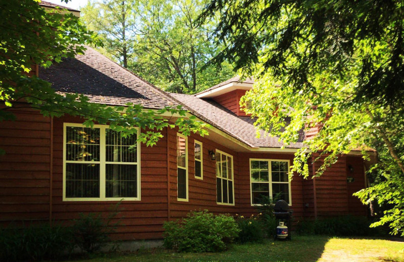 Cottage at Patterson Kaye Resort.