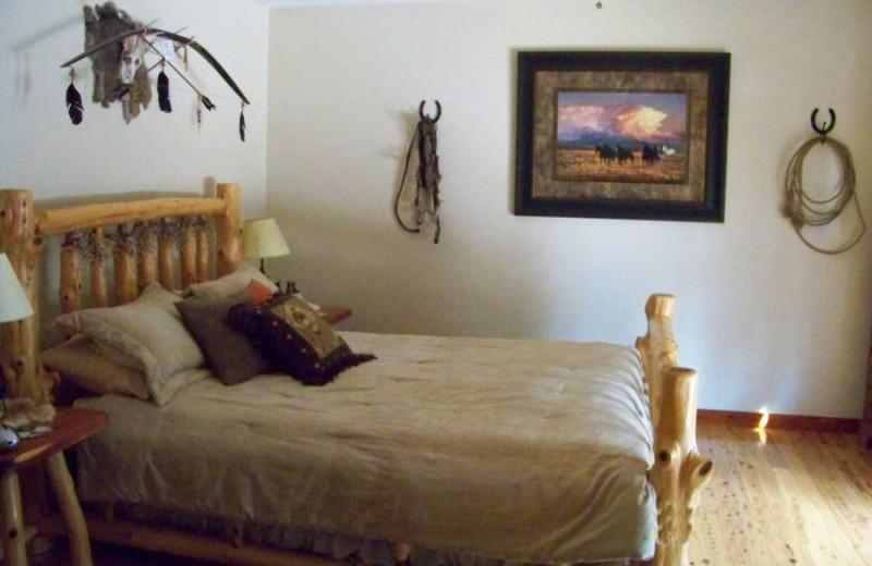 Western Room at Cedar Springs Country Inn