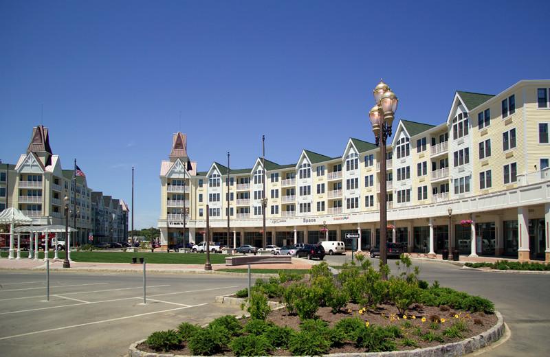 Pier Village nearby Bungalow Hotel