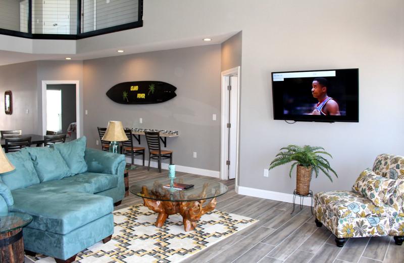 Rental interior at Boardwalk Realty Inc.