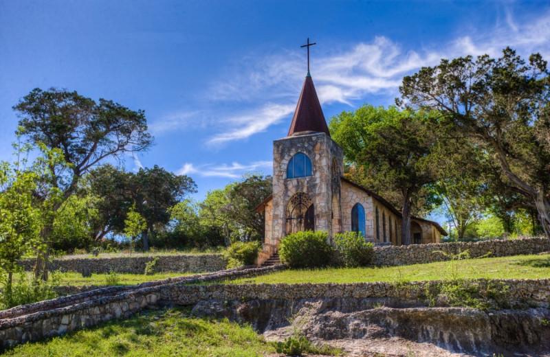 Chapel at Mo-Ranch.