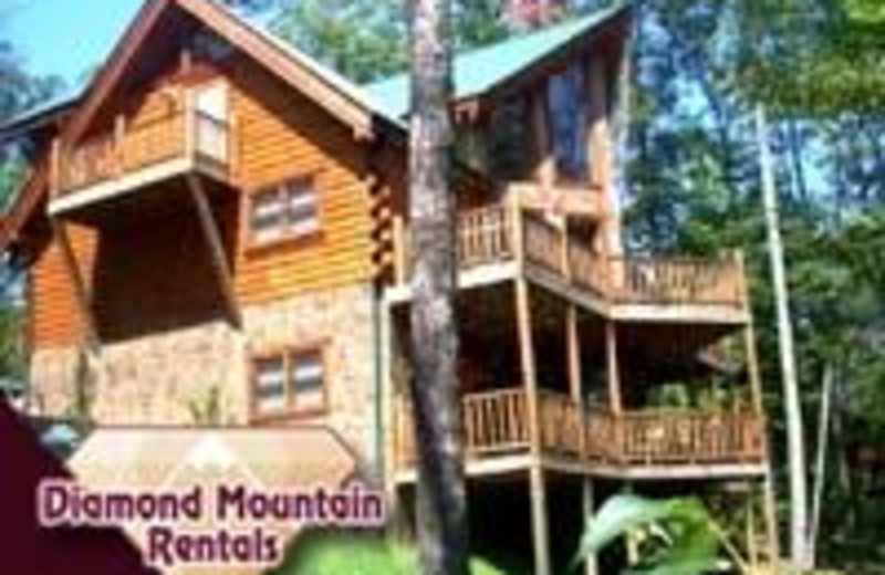 Amid The Scenic Grandeur Of Great Smoky Mountains National Park, Diamond Mountain  Rentals Offers A Cabin, Chalet, Or Condo To Suit Any Romantic Or Family ...