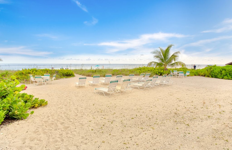 Rental beach at Kingfisher Vacations, Inc.