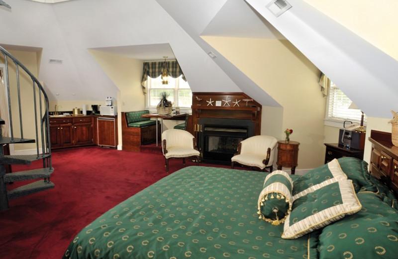 Suite at Smithfield Station.